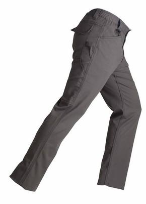 Munkavédelmi nadrág COMFORT LIGHT szürke/fekete L-es | KAPRIOL 32499
