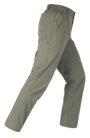 Munkavédelmi nadrág GHIBLI világos szürke XL-es | KAPRIOL 32505