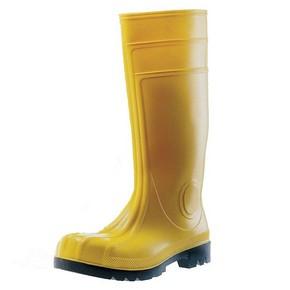 Gumicsizma PANTHER sárga 45-ös   KAPRIOL 42005