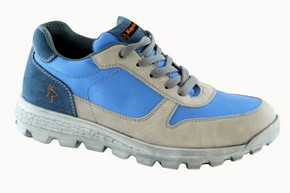Munkavédelmi cipő EMMA női S1-P SRC kék 40-es | KAPRIOL 43164