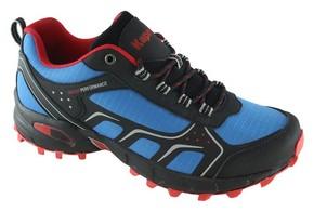 Cipő CROSS kék/fekete 40-es   KAPRIOL 43255
