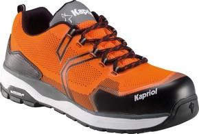 Munkavédelmi cipő LE MANS narancs S1-P-SRC 40-es | KAPRIOL 43430