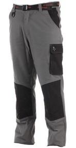 Munkavédelmi nadrág TENERE szürke/fekete L-es   KAPRIOL 31121