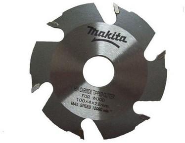 Vágókorong, vágótárcsa 100 mm x 22 mm 6 fog | MAKITA B-20644