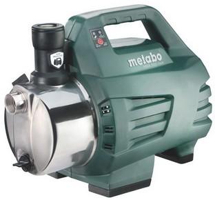 METABO HWA 3500 Inox házi vízmű, házi vízellátó automata   METABO 600978000