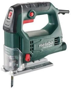 METABO STEB 65 Quick szúrófűrész, dekopírfűrész kofferben   METABO 601030500