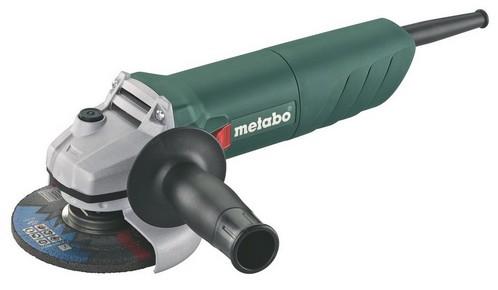 METABO W 750 sarokcsiszoló, sarokköszörű 125 mm | METABO 603605000