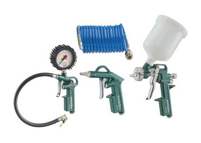 METABO LPZ 4 kompresszor tartozék készlet | METABO 601585000
