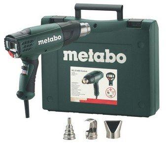 METABO HE 23-650 hőlégfúvó + koffer| METABO 602365500