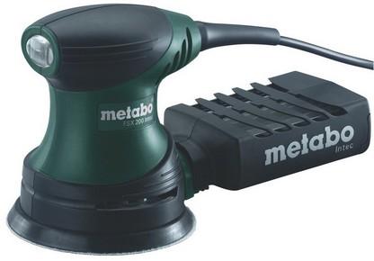 METABO FSX 200 Intec excenter csiszoló | METABO 609225500
