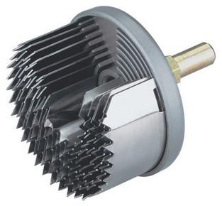 Körkivágó készlet, lyukfűrész, készlet 25 mm - 68 mm | METABO 623531000