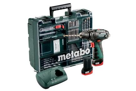 METABO PowerMaxx SB Basic akkus mobilműhely 2 x 2 Ah | METABO 600385870
