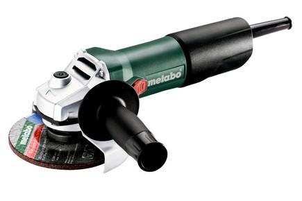 METABO W 850-125 sarokcsiszoló, sarokköszörű 125 mm | METABO 603608000