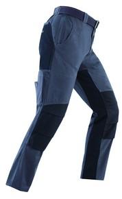 Munkavédelmi nadrág NIGER szürke/fekete XL-es   KAPRIOL 31058